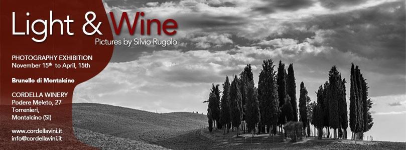 Exhibition – Mostra Light & Wine